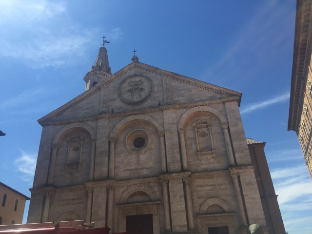 Church of the Assumption of Mary in Pienza