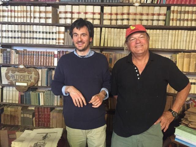 Tomas e Ricardo Antichita Libre e Stampe