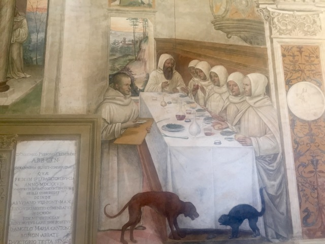 How Benedict Obtains Flour in Abundance and Restores the Monks
