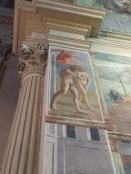 Massaccio's groundbreaking expulsion of Adam and Eve