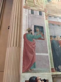 Peter visits Paul in prison