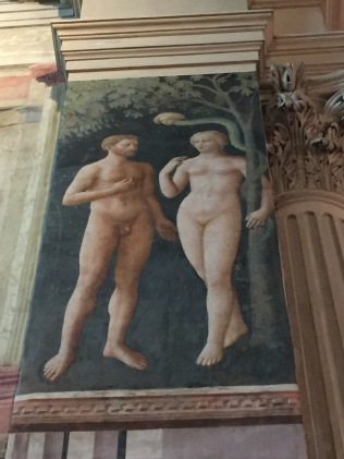 Adam and Eve Before